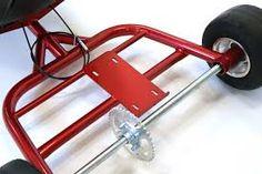 New Gas Powered Drift Trike Chassis. Metallic Red. | eBay