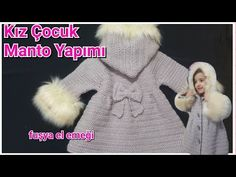 Crochet Girls, Crochet Baby Clothes, Crochet For Kids, Baby Knitting Patterns, Baby Kids, Winter Hats, Tunic, Jackets, Crafts