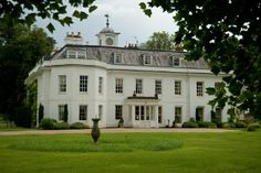 """Wherwell Priory featured as Gossington Hall in BBC 1980's version of """"The Body in the Library"""""""