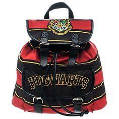 Harry Potter Hogwarts Gryffindor Knapsack Backpack Kids Shoulder Bag School Bag