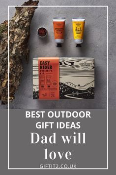 Looking to buy a thoughtful gift for your outdoorsy husband? Or perhaps you are looking for a last minute present for your boyfriend? Check out our latest hand picked selection of gift ideas for him. Latest gifts that we know your   boyfriend, husband or dad will love. #giftit2 Best Presents For Men, Presents For Your Boyfriend, Unique Gifts For Him, Quirky Gifts, Unusual Gifts, Gifts For Dad, Gifts For Friends, Stocking Stuffers For Dad, Surprise Birthday Gifts