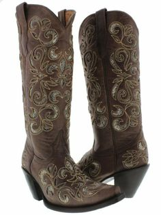 Cowboy Professional - Womens Wide Brown Tall Shaft Engraved Flower Cowboy Boots with Python Snip Toe Size 10 Cowboy Professional Boot Company,http://www.amazon.com/dp/B00E0VU0WS/ref=cm_sw_r_pi_dp_YZefsb1RHGGY3Q53