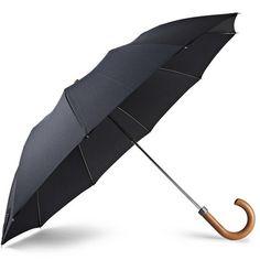 London UndercoverMaple-Handle Collapsible Umbrella