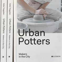 Our own editor Katie Treggiden has released her 3rd book exploring the contemporary urban ceramics movement around the world.