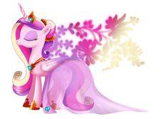 Princess of Equestria - Mi Amore Cadenza by selinmarsou on DeviantArt