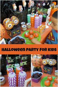 A Halloween Party Perfect for Younger Kids - Spaceships and Laser Beams