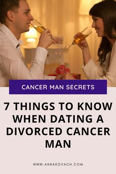 So many people have been married before—but it doesn't have to be disheartening. If you have the knowledge of Astrology behind you, dating a divorced man can be a wonderful experience. Here's what you need to know about dating a divorced Cancer man! Dating A Divorced Man, Love Astrology, Cancer Man, Your Man, Things To Know, Behavior, Need To Know, Knowledge, Relationship