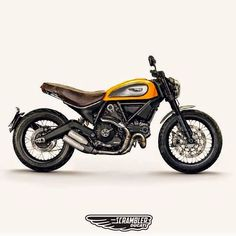 Ducati Scrambler Customization