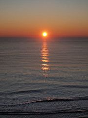 Sunrise . . .  Ocean City, MD