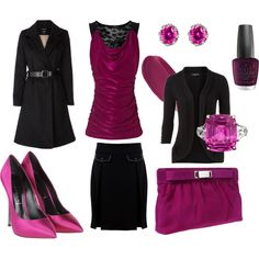Marvellous Magenta, created by blue-star-marie