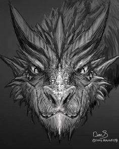 Comment dessiner un dragon dessin en 2019 dessin de - Comment dessiner un dragon chinois ...
