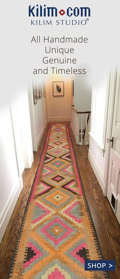 Find the perfect antique, vintage or new runner rug for your home in carefully curated collection of one-of-a-kind hand-woven rugs. Discount Area Rugs, Area Rugs For Sale, Kilim Runner, Patchwork Rugs, Sofa, Or Antique, Floor Rugs, Carpet Runners For Hallways, Runners For Stairs