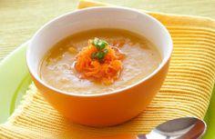 Σούπα με καρότο και κύμινο | Enter-TV