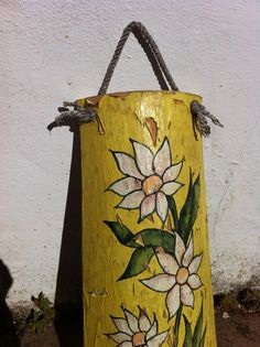 Painted roof tile