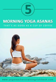 5 Easy Morning Yoga Asanas for Beginners at Home