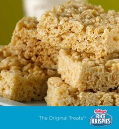 Super-easy Easter idea – Rice Krispies Treats™! No bake, three ingredients, and so fun to make with the kids.