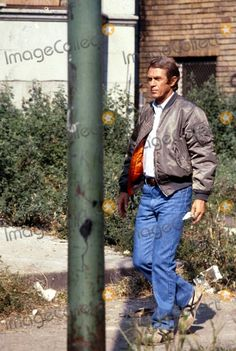 Steve Mcqueen Picture - Steve Mcqueen in the Hunter 1979 Movie Still Supplied by IpolGlobe Photos Inc Stevemcquenretro