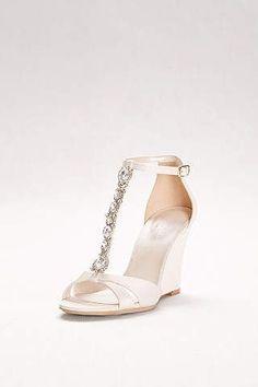 Fantastic Elegant Wedding Shoe Inspiration https://bridalore.com/2017/08/14/elegant-wedding-shoe-inspiration/