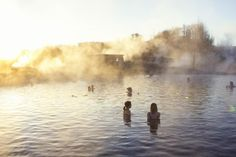 Visit the Secret Lagoon and experience the rugged charm of an Icelandic open air bath, journey through the Golden Circle, enjoy a sampling of Icelandic food and the beautiful bright summer night in Iceland