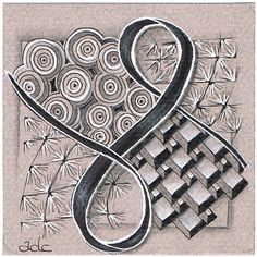 Challenge #129: Use String 004 Tangles: SeZ, Ilana and BrixBox