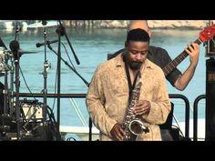 Jazz on the River - Jeff Kashiwa, Kim Waters, Steve Cole - August 2011