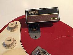 VOX amPlug Guitar Headphone Amp Amplifier Portable Plug Electric Guitarist Gift #Vox