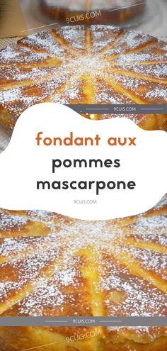 Ingrédients: 4 œufs 140g de beurre 200g de mascarpone 50g de crème 4 pommes 2... - #140g #200g #50g #beurre #crème #de #ingrédients #mascarpone #œufs #pommes