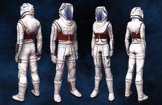 The Trek Collective: STO EV suits