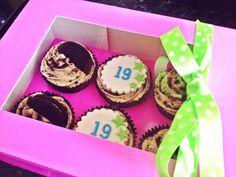 Oreo Cupcakes.