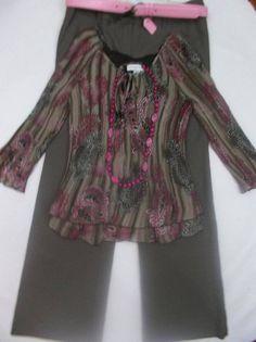 Women's 4Pc. Ann Taylor Loft Christopher Banks Outfit Size 8 #anntaylorloft