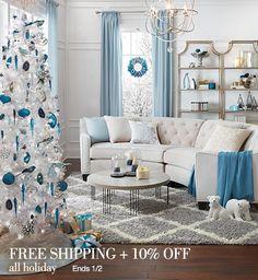 Elegant Christmas, Coastal Christmas, Outdoor Christmas, Christmas  Ornament, Merry Christmas, Christmas Trees, Holiday Decorations
