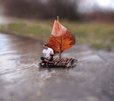 Joel Robinson-brilliant fantasy/miniature photography (also Lynn Nalty/Square Balloon)