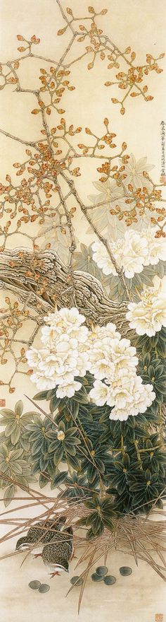 Japanese art on http://cuadernoderetazos.files.wordpress.com/2013/03/tian-yunpeng13.jpg Más