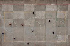 Bird's-eye look at São Paulo shows football holding out against urban development... http://www.we-heart.com/2014/07/04/grounds-for-optimism/