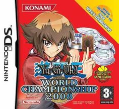 Yu-Gi-Oh! World Championship 2008 [Español] [NDS] [Eur]