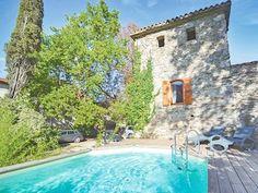 Outdoor Swimming Pool | Les Salles Du Gardon,