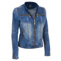 Denim Jacket - from Wilson's Leather
