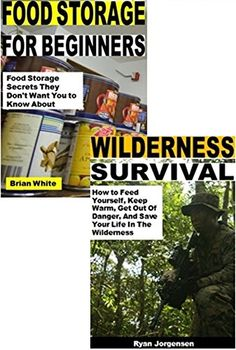 FREE TODAY  Survival Living 2-Book Set: Food Storage for Beginners, Wilderness Survival by Brian Winters http://www.amazon.com/dp/B018BF9HXQ/ref=cm_sw_r_pi_dp_zMEuwb119D8H2