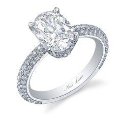 Jojo Fletcher's ring Courtesy of Neil Lane
