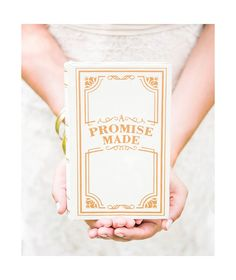"""""""A Promise Made"""" Vintage Inspired Jewelry Book Box - The Knot Shop urlaub, """"A Promise Made"""" Vintage Inspired Jewelry Book Box Ring Pillow Wedding, Wedding Ring Box, Wedding Book, Chic Wedding, Our Wedding, Wedding Gifts, Wedding Ideas, Perfect Wedding, Wedding Ceremony"""