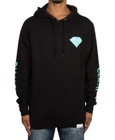 Diamond Supply Co. - Certified Lifer Hoodie - $82