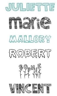 Hollow coloring font - Back To School Petite Section, Color Quotes, Banner, Cool Fonts, Classroom Management, Word Art, Art For Kids, Back To School, Voici