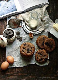 Best *cinnamon* Chocolate Chip Cookies