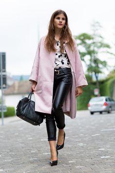 23 Ultimate Classy Pink Pastel Coat | Winter pastels, Semi formal ...
