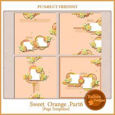 Sweet Orange Part6 by Eudora Designs at MScraps http://www.mscraps.com/shop/Sweet-Orange-Part6/