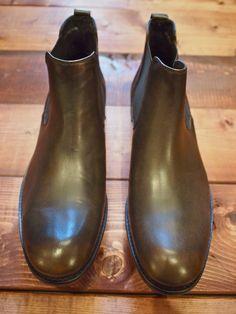 John Varvatos Sid Chelsea Leather Boot: $325