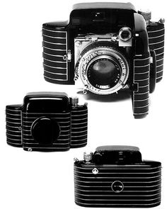 Kodak Bantam Special 1930's (often regarded as the most beautiful film camera ever made / art deco / antique / retro / vintage camera )