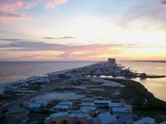 gulf shores, al. :)