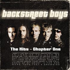 Backstreet Boys - The Hits-Chapter One