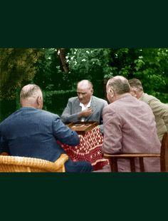 En Güzel Renkli ve Siyah Beyaz Atatürk Resimleri - Sayfa 3 - Vazgecmem.NET
